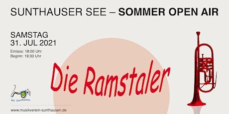 Sommer Open Air – Die Ramstaler Tickets