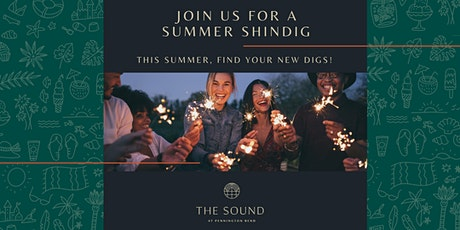 Summer Shindig at The Sound at Pennington Bend tickets