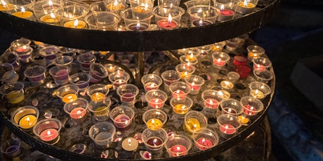 Lighting of Candles @ St Anne's Grotto, Sun, 01 Aug 2021, 9.00pm tickets