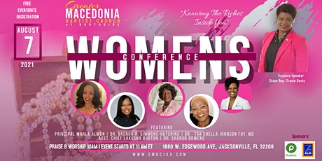 """""""Knowing the Riches Inside You"""" Women's Conference tickets"""
