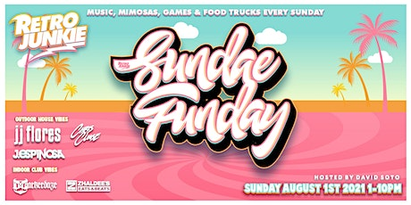 SUNDAE FUNDAY | JJ Flores + J Espinosa + Special Guests DJ's All Day tickets