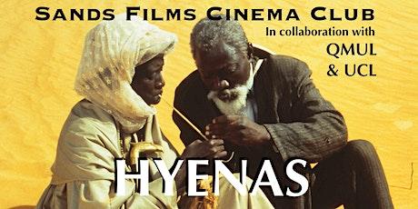 HYENAS (In person Cinema Admission)) tickets
