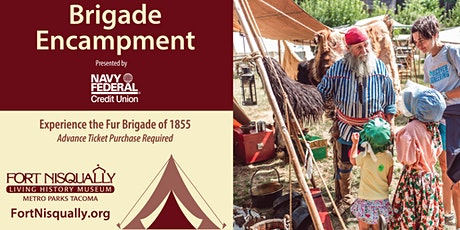 Brigade Encampment 2021 tickets