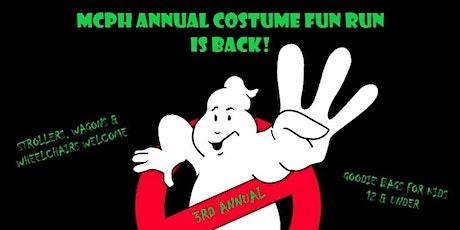 MCPH Annual Costume Fun Run tickets