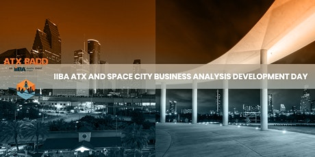 ATX and Space City Business Analysis Development Day 2021 tickets