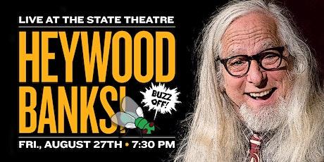 Heywood Banks tickets