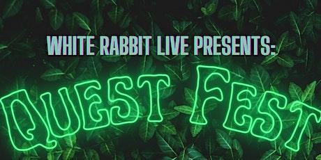 Quest Fest @Zenfinitea tickets
