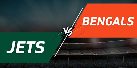 Jets vs. Bengals Tailgate Party + Tickets - October 31st tickets