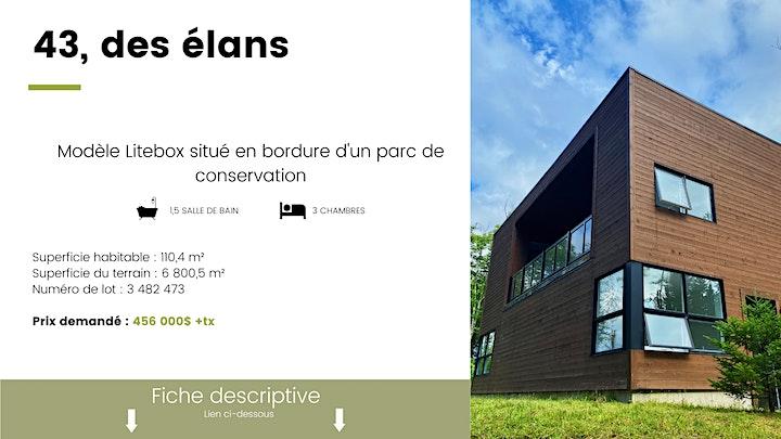 Image de Visitez  des maisons à vendre sur notre site d'Eastman!