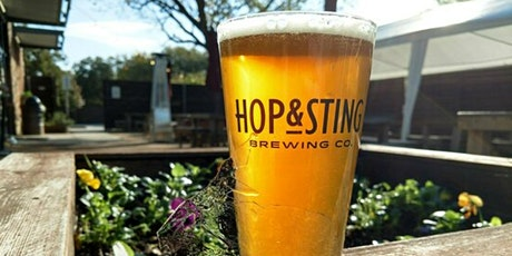 PRN Networking Event at Hop & Sting Brewing Company tickets