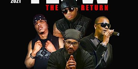"FLOW Reunion Show""THE RETURN"" tickets"