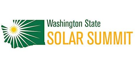 Washington State Solar Summit tickets