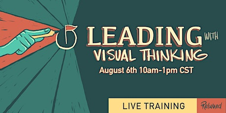 Leading with Visual Thinking tickets