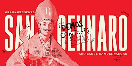 San Gennaro Festival Atlanta tickets