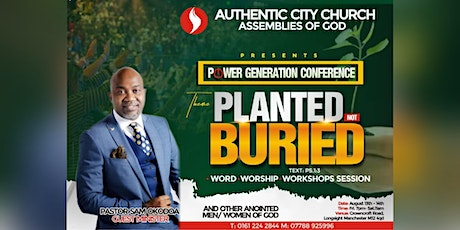 Power Generation Conference 2021 - Day 1 tickets