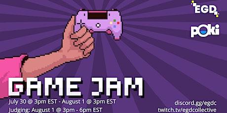 EGD Game Jam tickets