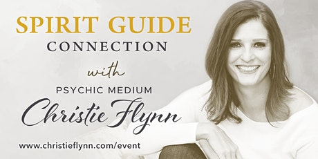 An Intimate Evening of Spirit Guide Connection tickets