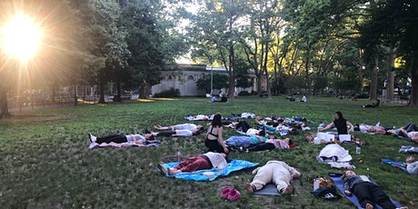 July Sound Bath with Energy Healing in Nature tickets