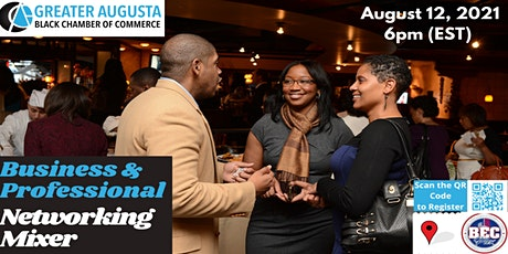 Business and Professional Networking Mixer tickets