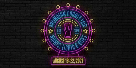 2021 Arlington County Fair New District Brewery Beer Garden tickets