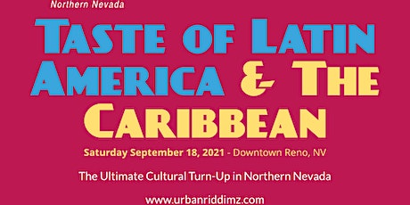 Northern Nevada Taste of Latin America and The Caribbean tickets