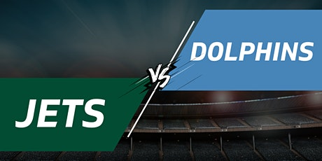 Jets vs. Dolphins Tailgate Party + Tickets - November 21st tickets