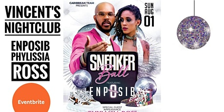 Sneaker Ball  featuring Enposib and Phyllisa Ross tickets