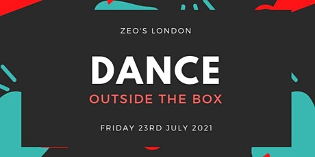 Dance Outside The Box tickets