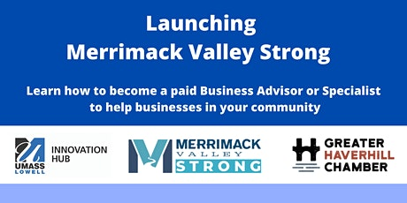 Merrimack Valley Strong - Get paid to help businesses succeed tickets