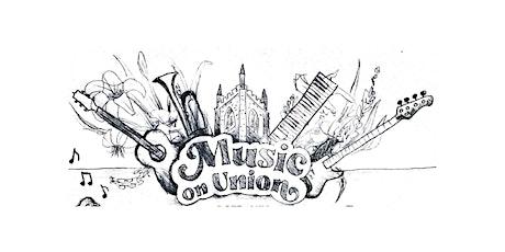 Music on Union tickets