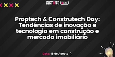 Proptech & Construtech Day tickets