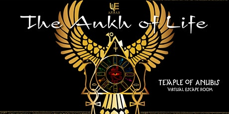 The Ankh of Life Virtual Escape Room tickets