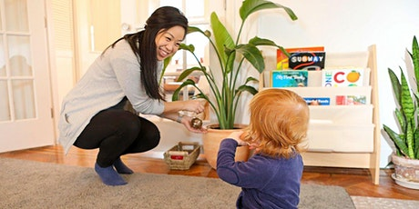 Montessori in the Home (8 Day Course Wednesdays: 8/11- 9/29/21) tickets