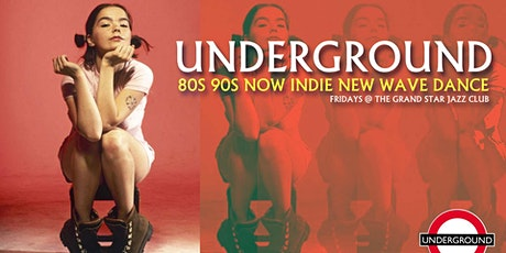 Club Underground - Let's Dance L.A.! DTLA Friday July 23 tickets
