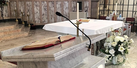 Sunday Mass at 12 noon tickets