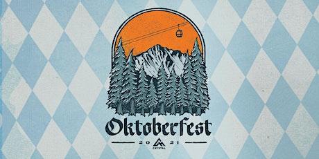 Oktoberfest at Crystal Mountain tickets
