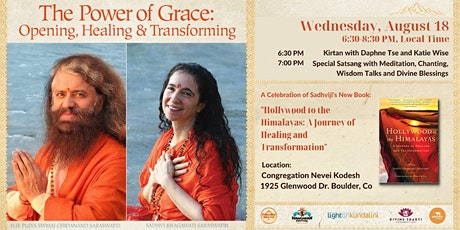 The Power of Grace tickets