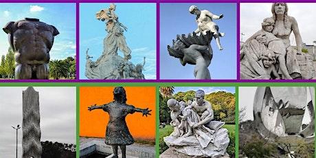 ESCULTURAS Y MONUMENTOS  de BUENOS AIRES II ...DESDE TU CASA entradas