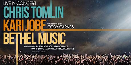Chris Tomlin, Kari Jobe, & Bethel Music  - Beaumont, TX tickets