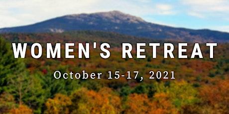 Women's Retreat @ Camp Monadnock - Weekend One tickets