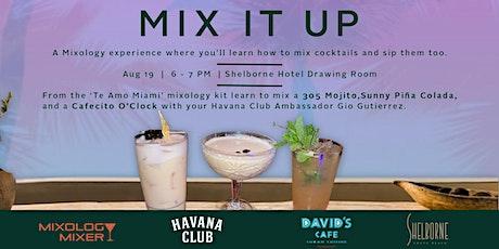 National Rum Month Virtual Mixology Class with Mixology Mixer tickets