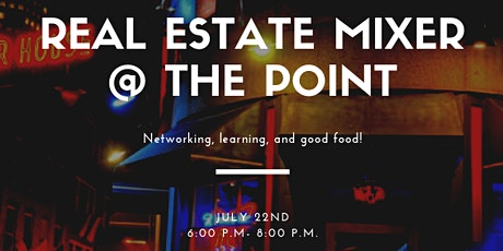BYIN Real Estate Mixer tickets