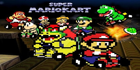 Scottish Super Mario Kart Championship 2021 tickets