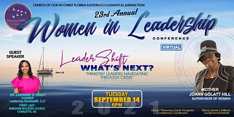 23rd Annual Women in Leadership Conference tickets