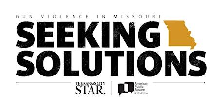 Gun Violence in Missouri: Seeking Solutions - Neighborhoods tickets
