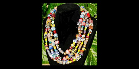 Family First: In Style Jewelry Making- Necklaces tickets