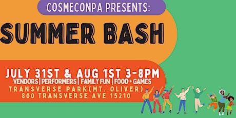 Cosmecon: Summer Bash tickets