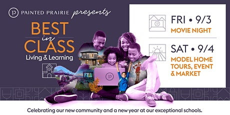 Painted Prairie Presents: Best in Class Living & Learning tickets