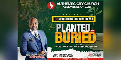 Power Generation Conference 2021 - Day 2 tickets