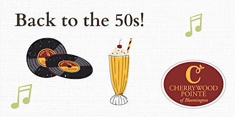 Cherrywood Pointe Back to the 50s tickets